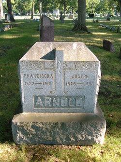 Franziscka Frances <i>Wachter</i> Arnold