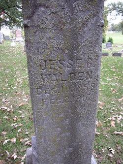 Jesse Gardner Walden