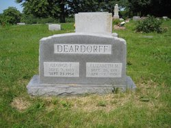 George F. Buddy Deardorff