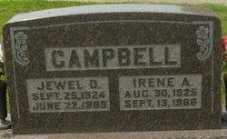 Irene A Campbell
