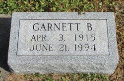 Garnett B Clevy