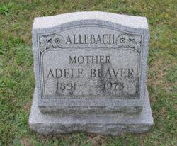 Adele <i>Gable</i> Allebach