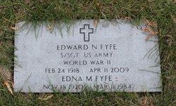 Edna Marie <i>Schaefer</i> Fyfe