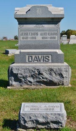 Alice <i>McPhetridge</i> Davis