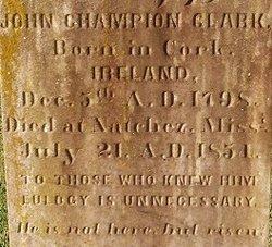 John Champion Clark