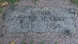 Louise H <i>Herman</i> Kemp