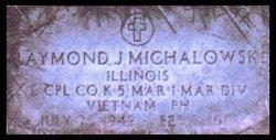 LCpl Raymond John Michalowski