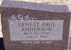 Ernest Paul Anderson