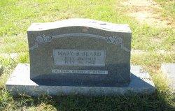 Mary B. <i>Westbrook</i> Beard