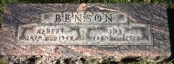 Ida M. <i>Shephard</i> Benson