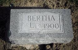Bertha L. Bowen