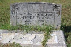 John Wesley Owens Sr.