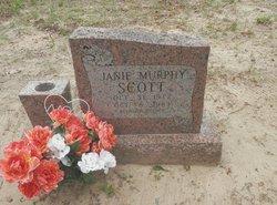 Janie <i>Warner</i> Murphy Scott