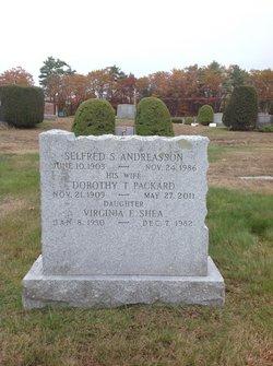 Dorothy T. <i>Packard</i> Andreasson