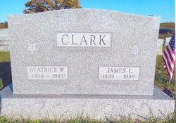 James L Clark