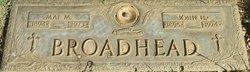 John Henry Broadhead
