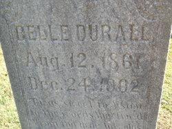 Nancy Belle <i>Camfield</i> Durall