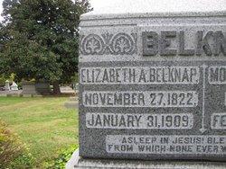 Elizabeth A <i>McCraw</i> Belknap