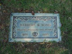 Herbert George Boyd