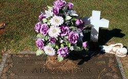 Annie Ruth <i>Cooper</i> Alexander