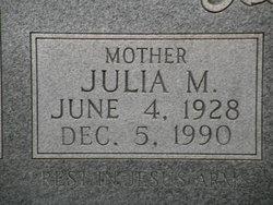 Julia Mae <i>Kitchings</i> Abstance
