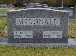 Cecil Rex McDonald
