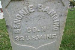 Bennie Banning