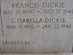 Francis Dickie