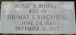 Susie R <i>Bonnel</i> Birckhead