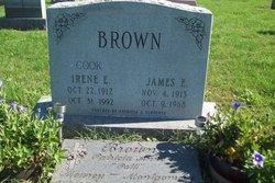 Irene Elizabeth <i>Cook</i> Brown