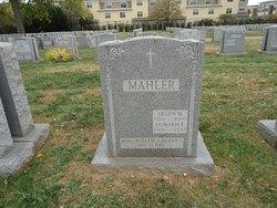Helen M. <i>Carroll</i> Mahler