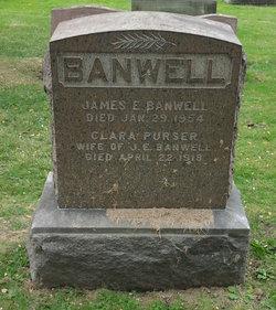 Clara Jane <i>Purser</i> Banwell