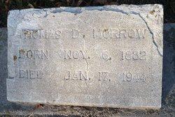 Thomas D Morrow