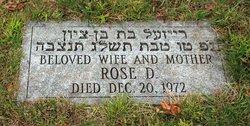 Rose D. Arnold