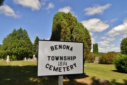 Benona Township Cemetery North