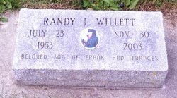Randy Lee Willett