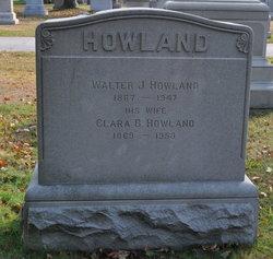 Walter James Howland
