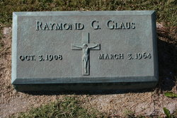 Raymond George Glaus, Sr