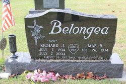 Richard J Dick Belongea