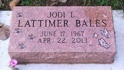 Jodi L <i>Lattimer</i> Bales