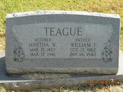 Martha <i>Warhurst</i> Teague