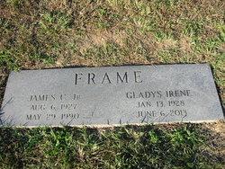 Gladys Irene <i>Gresham</i> Frame