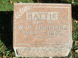 Hattie Mehrling