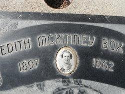 Edith <i>McKinney</i> Box