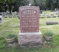 Ida C. <i>Parcell</i> Chase