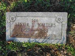 Lester E. Walters