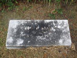 John B Brown