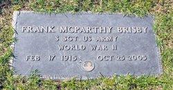 Frank McCarthy Brisby