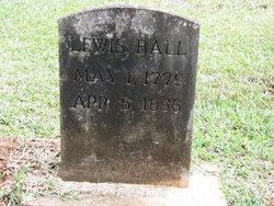 Lewis Ball