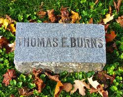 Thomas Everett Tom Burns